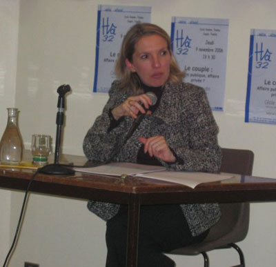 Cécile Arnaudin