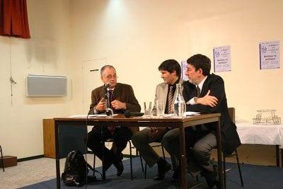 Daniel Picotin et Alain Anziani