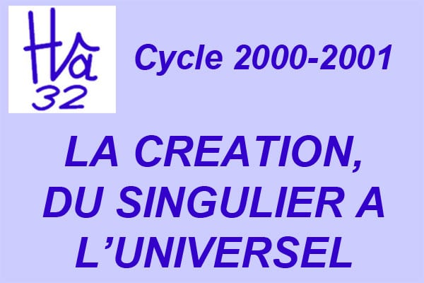 Image mise en avant Cycle 2000-2001