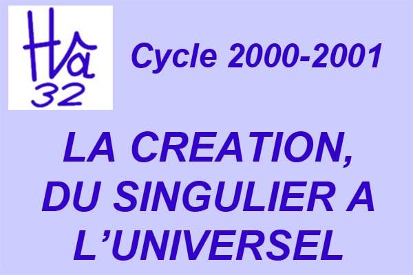Image mise en avant Cycle 2000-2001