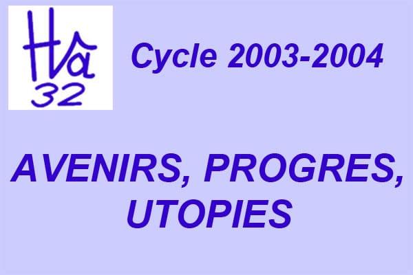 Image mise en avant Cycle 2003-2004
