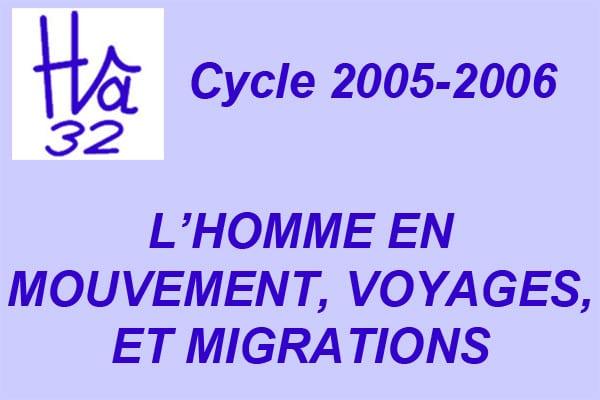 Image mise en avant Cycle 2005-2006