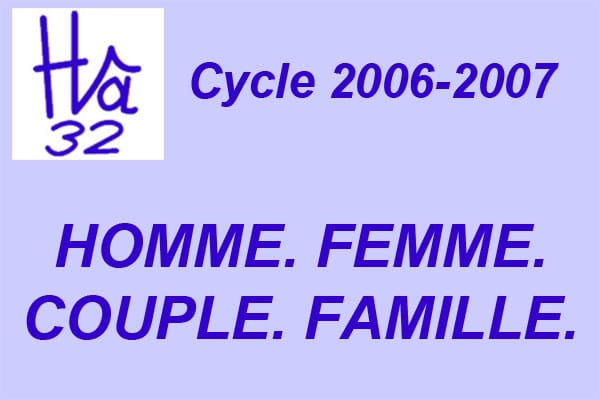 Image mise en avant Cycle 2006-2007