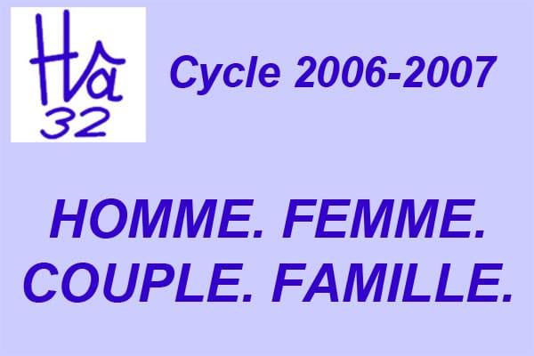 Image mise en avant Cycle 2006-2007