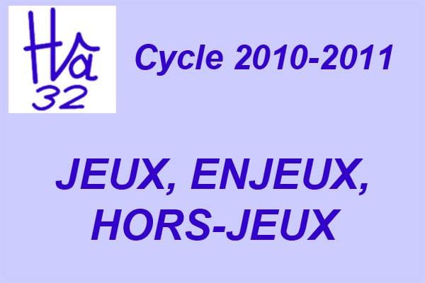 Image mise en avant Cycle 2010-2011