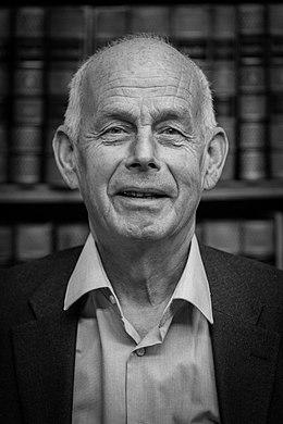 Portrait d'André Birmelé en 2014